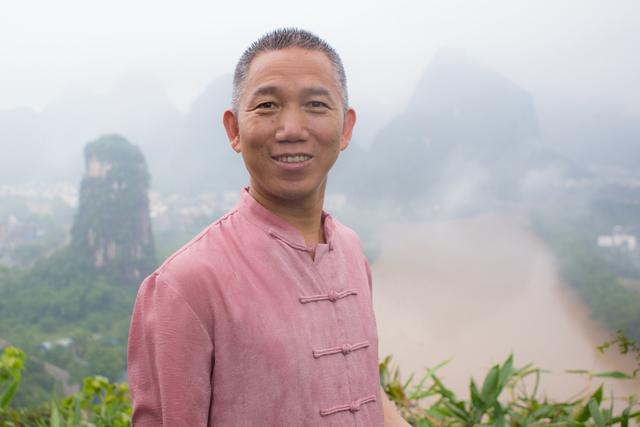 Zhineng Qigong master Yuantong Liu
