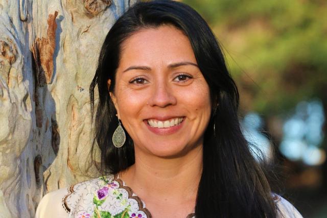 Reyna Lerma Zhineng Qigong Teacher USA